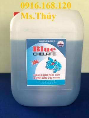 CHELATE: Khoáng hữu cơ chuyên dùng cho ao bạt