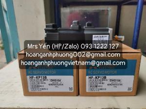Servo Motor HF-KP13B | Mitsubishi | Hàng nhập khẩu chính hãng| Phân phối bởi Hoàng Anh Phương