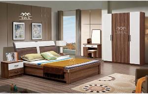 Bộ giường tủ bàn trang điểm Hiện Đại TA-2064