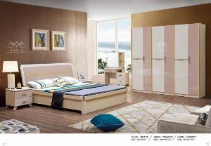Bộ giường tủ bàn trang điểm Hiện Đại TA-2026
