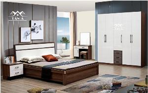 Bộ giường tủ bàn trang điểm Hiện Đại TA-2085