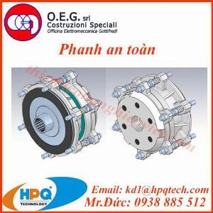 Phanh an toàn OEG srl | Nhà cung cấp OEG srl Việt Nam