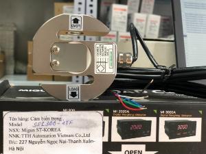 SSL300 Loadcell móc chữ S, Nhập khẩu chính hãng Migun - Korea : 0915322692