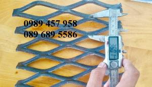 Lưới làm sàn cầu thang 4ly, Lưới mắt cáo trang trí, lưới tiêu chuẩn XG42, XG43, XG19, XG20