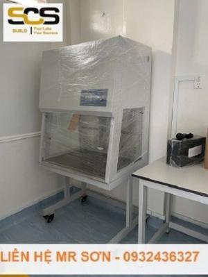 Tủ thao tác PCR cho phòng thí nghiệm