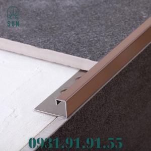 2021-07-24 10:53:06  1  Nẹp góc vuông kế thúc gạch bằng inox - Nẹp góc vuông kết thúc sàn - Nẹp kết thúc dạng vuông 270,000