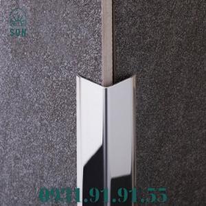 2021-07-24 11:11:13  11  Nẹp inox chữ V - Nẹp V inox vàng gương - Nẹp V50 inox bóng - Nẹp V20 inox trắng xướng 150,000