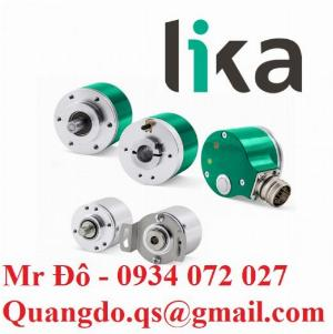 Nhà phân phối Encoder Lika chính hãng tại Việt Nam