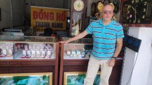 Bộ ruột đồng hồ quả lắc cây chính hãng sunny cao cấp mặt 27 cm- Đồng Hồ Thanh Hùng