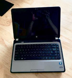 Laptop HP Pavilion G4 Core i3-2348M Ram 4GB HDD 250GB VGA ON Màn Hình 14 Inch Máy Đẹp