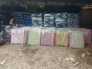 Giường vải gấp gọn giá sỉ tphcm