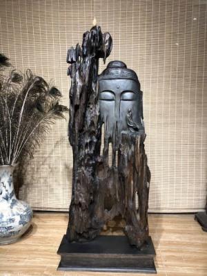 Tác phẩm Bái Phật _ Mỹ nghệ Âu Lạc