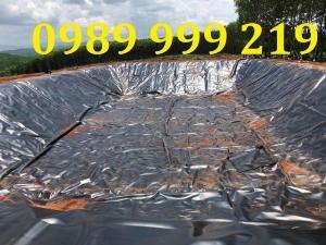 Cuộn bạt hdpe 1.5mm khổ 4x50m-200m2 lót hầm khí biogas suncogroupvn