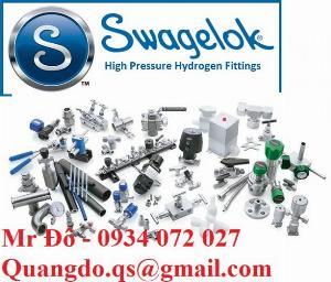 Nhà phân phối van Swagelok chính hãng tại Việt Nam