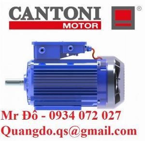 Nhà phân phối động cơ Elektropol Cantoni tại Việt Nam