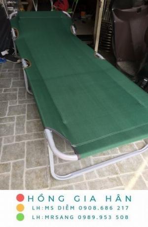 Giường xếp tiện dụng giá tốt nhất TPHCM Hồng Gia Hân HGH001