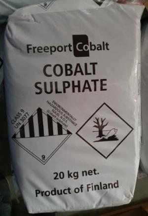 Cobalt sulphate (CoSO4) – Phần Lan
