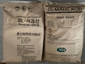 DL- Malic acid (C4H6O5) – Hàn Quốc