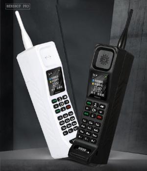 Điện thoại siêu bền, pin khủng, hỗ trợ sạc cho smartphone H999