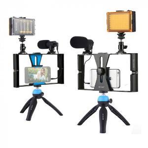 Combo quay phim 4 trong 1 cho điện thoại Puluz PKT3023