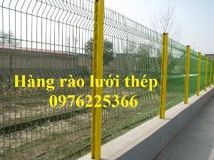 Lưới thép hàn D3/D4/D5/D6 ô 50x50, 50x100