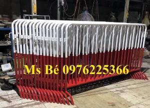 Hàng rào di động 1x2m bền , đep, chắc chắn