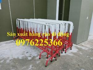 Chuyên sản xuất khung hàng rào di động 1x2m, 1.2x2m