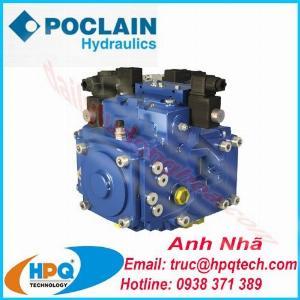 Nhà cung cấp bơm thủy lực Poclain chính hãng tại Việt Nam
