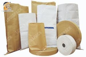 Bao giấy kraft 25kg