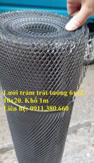 Lưới trát tường 10x20x0.4ly, lưới trám 1x65m/cuộn- Nhật Minh Hiếu