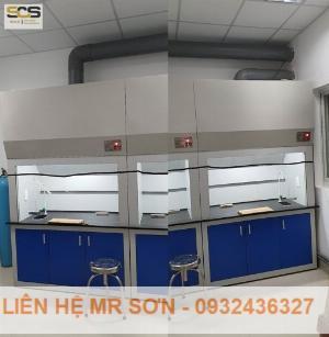 Tủ hút khí độc kích thước 900MM