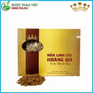 Nấm Linh Chi Hoàng Gia Phổ Thông Xay Bột 500g