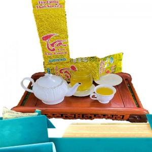 500gr trà thái nguyên đặc sản tân cương