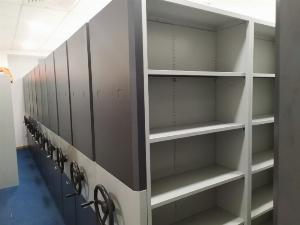 Tủ compactor tay quay