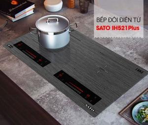 Bếp Điện Từ Thông Minh SATO IH522Plus