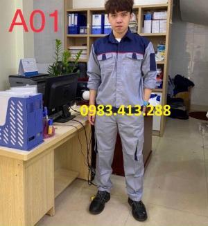 Đồng phục bảo hộ lao động BA23