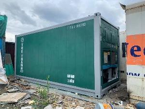 Container lạnh trữ đông thực phẩm