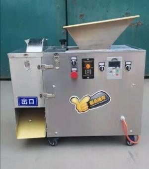 Máy làm trân châu tự động, máy đùn viên bánh tròn, máy đùn bột tạo hình