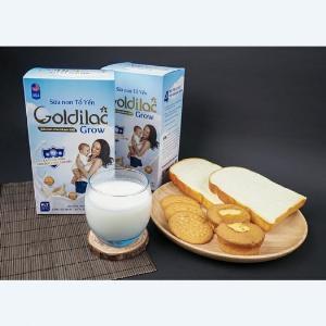 Sữa non tỗ yến Goldilac Grow 280gx28 gói