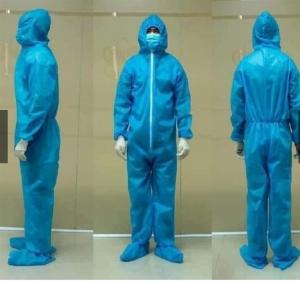 Bộ quần áo phòng dịch 4 món, quần áo bảo hộ y tế phòng chống dịch bệnh mua bán nhanh giá sỉ