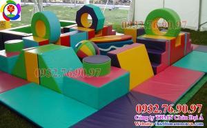 Khu vui chơi trẻ em trọn gói giá rẻ