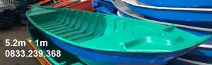Thuyền đi câu cá cho 3 người, Thuyền câu giá tốt, Thuyền chèo tay