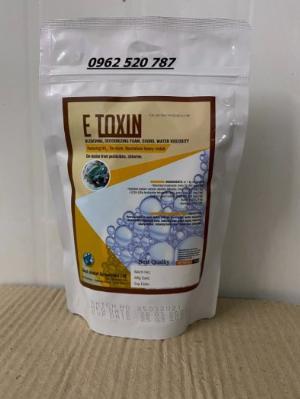 E toxin dùng trong nuôi trồng thủy sản