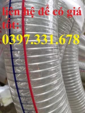 Ống nhựa lõi thép dẫn thực phẩm, nước sạch giá rẻ tại Hà Nội