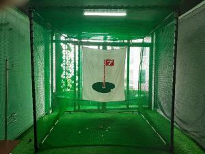 Khung lều tập Golf 2 lớp
