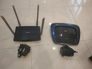 Bộ phát wifi TP-Link & Linksys 2 băng tần .