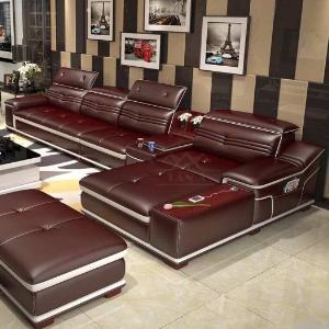 Sofa Da Cao Cấp Q01