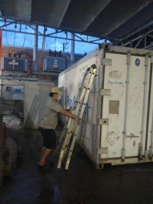 Cần bán 02 container lạnh đã qua sử dụng