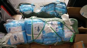 Quần áo bảo hộ phòng dịch 7 món set 10 bộ freeship TPHCM