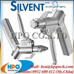 Súng khí Silvent | Đầu phun khí Silvent | Đại lý chính hãng Silvent Việt Nam